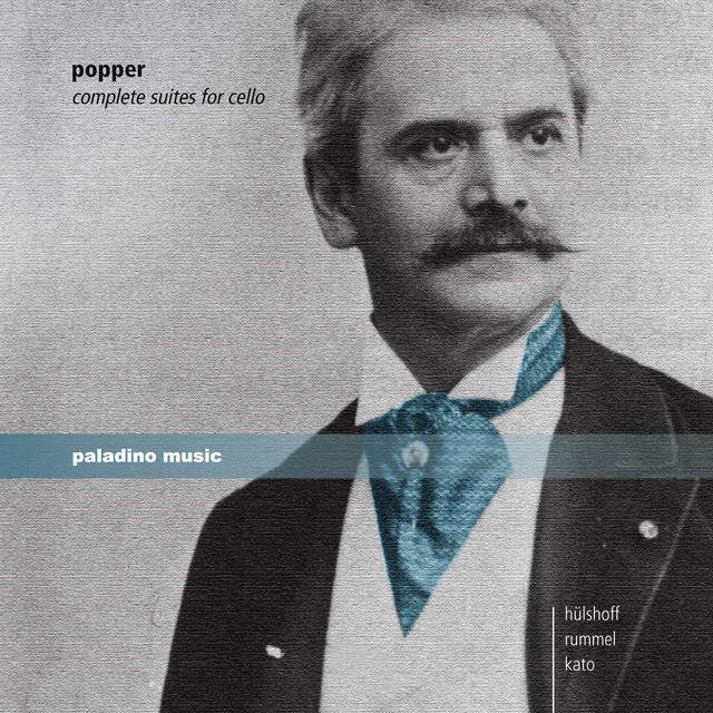 Popper: Complete Suites for Cello