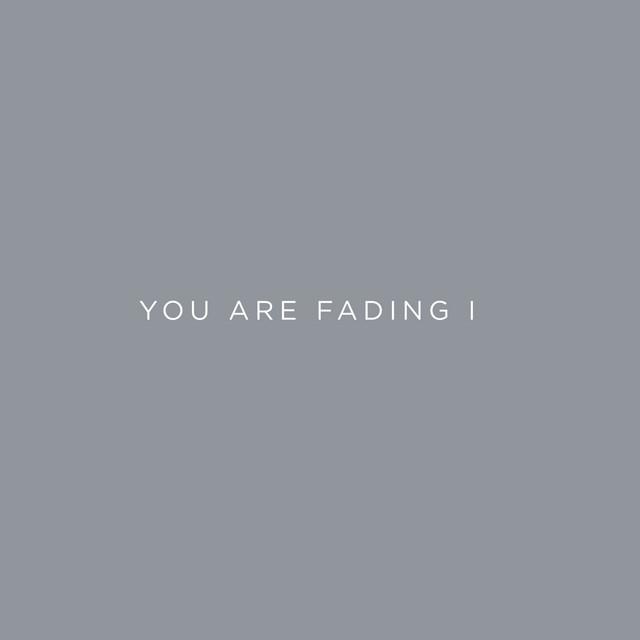 You Are Fading, Vol. 1 (Bonus Tracks 2005 - 2010)