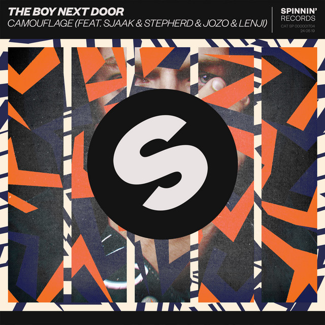 The Boy Next Door & Sjaak & Stepherd & Jozo & Lenji - Camouflage (feat. Sjaak & Stepherd & Jozo & Lenji)