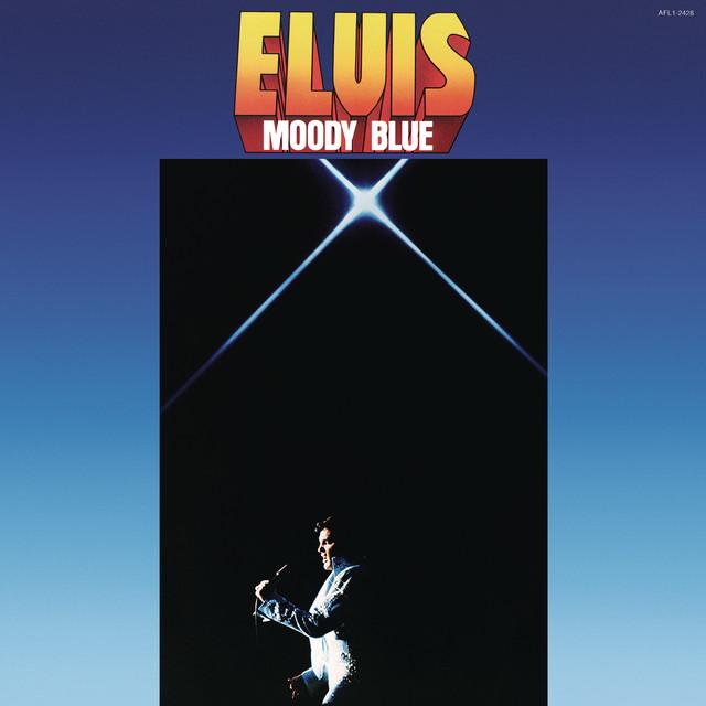 Moody Blue (77) album cover
