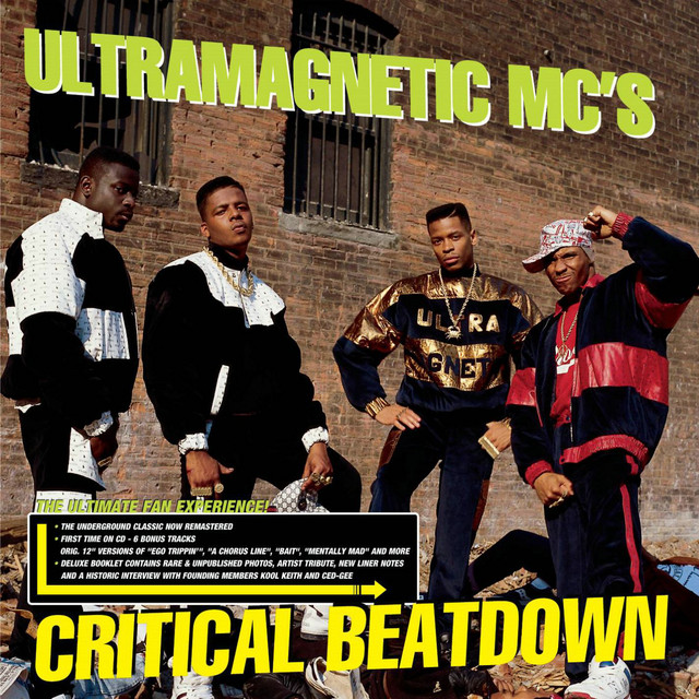 Ultramagnetic MC's tickets and 2020 tour dates