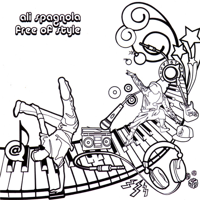 Ali Spagnola – Free of Style