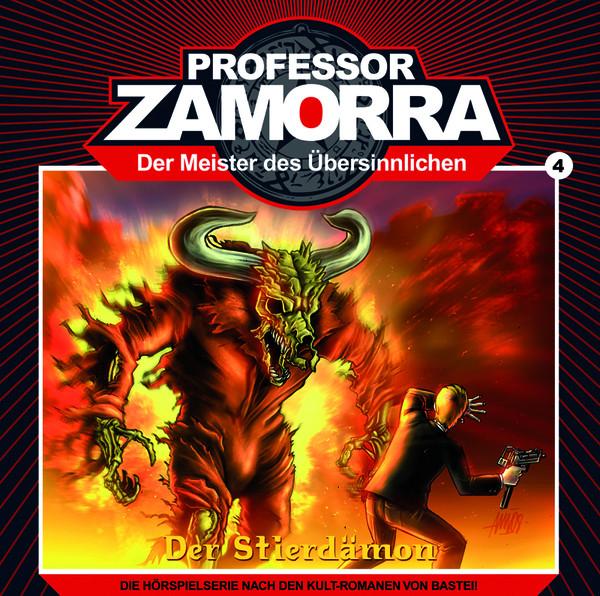 Professor Zamorra - 4 - Der Stierdämon (Der Meister Des Übersinnlichen)