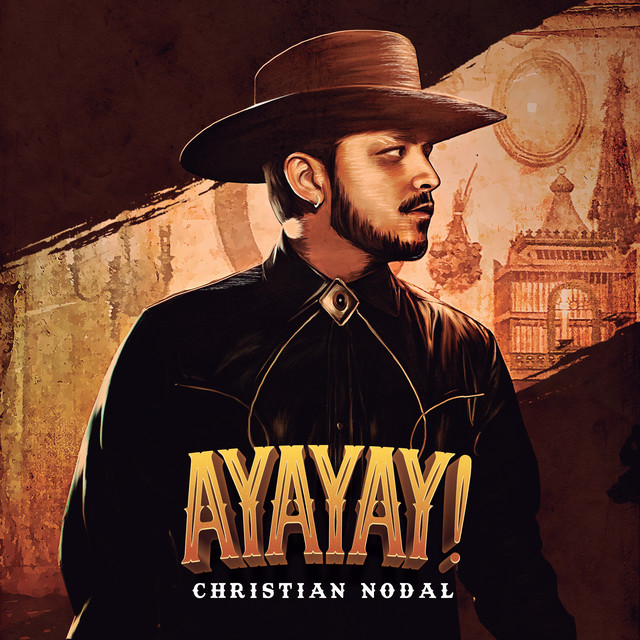 Christian Nodal AYAYAY! acapella