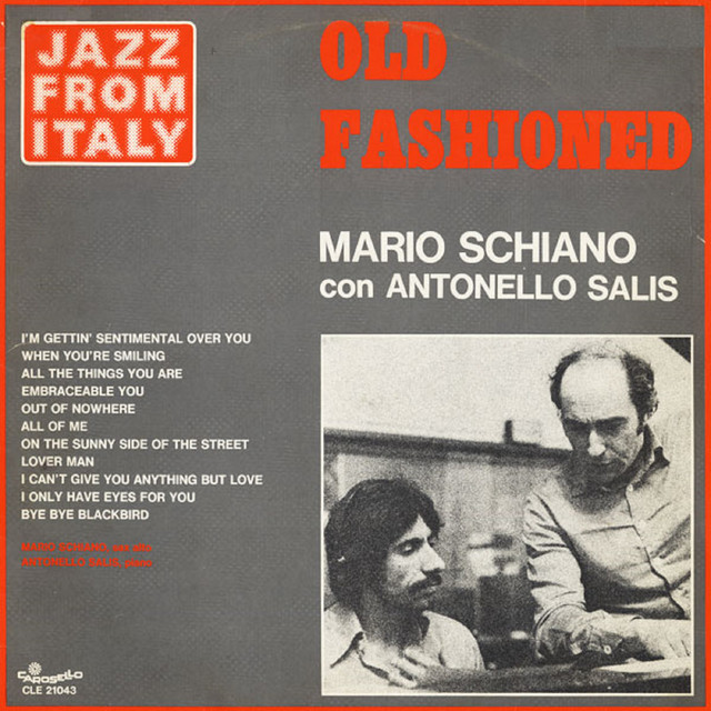 Jazz from Italy - Old fashioned