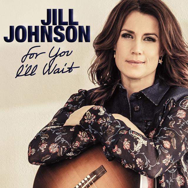 Skivomslag för Jill Johnson: For You I'll Wait