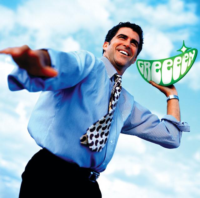 GReeeeN album cover