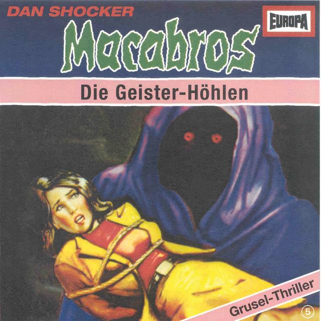 05 - Die Geister-Höhlen Cover