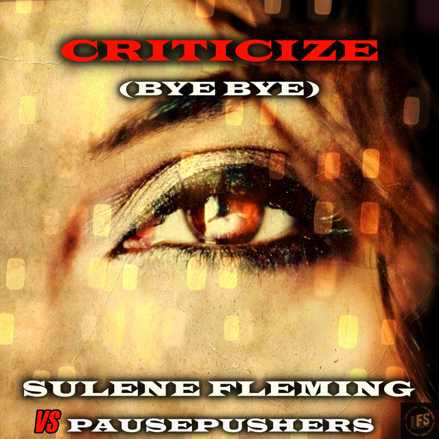 Criticize (Bye Bye) Image