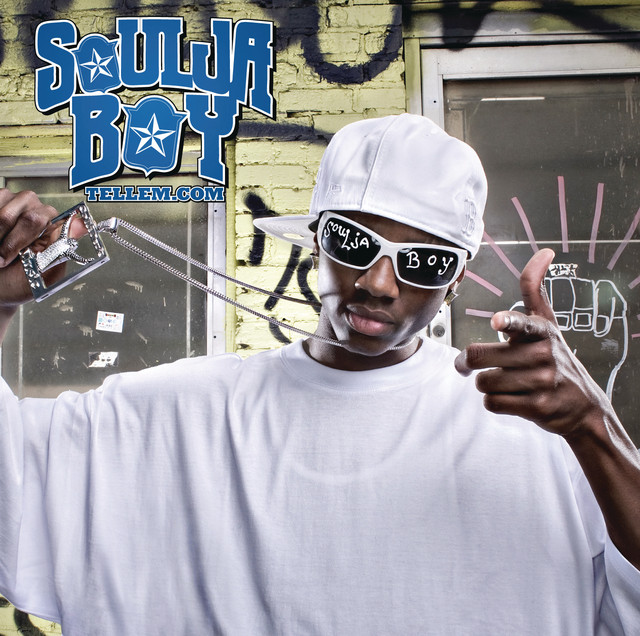 Soulja Boy album cover