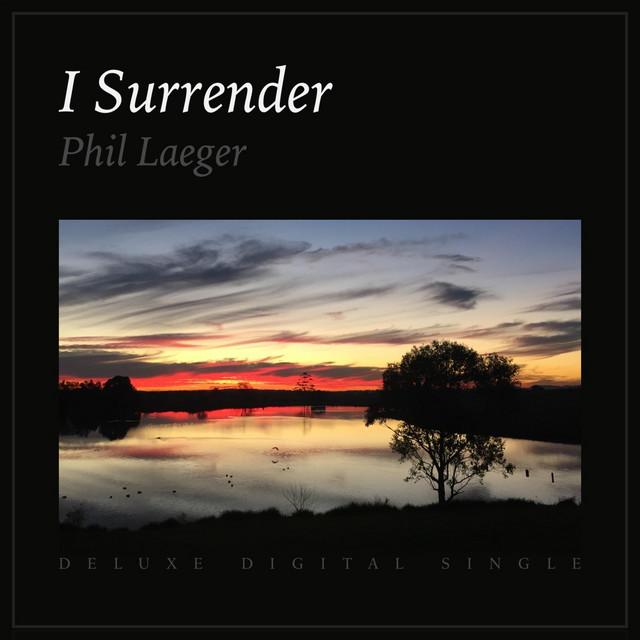 I Surrender cover
