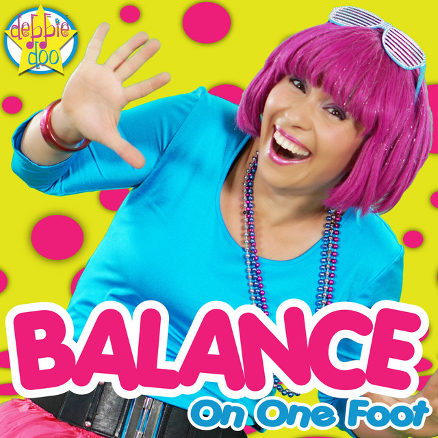 Balance on One Foot by Debbie Doo