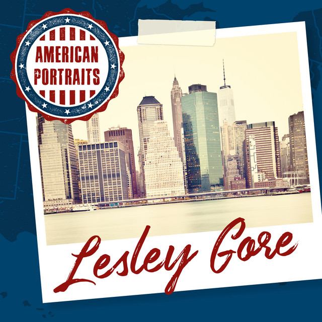 Album cover for American Portraits: Lesley Gore by Lesley Gore