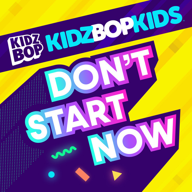 Don't Start Now album cover