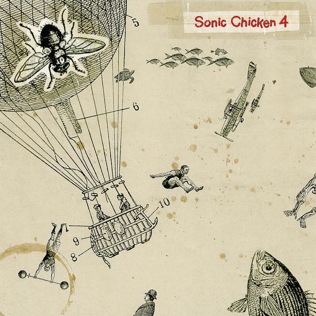 Sonic Chicken 4