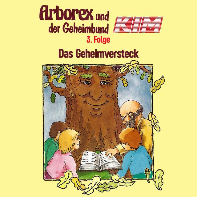 Arborex und der Geheimbund KIM Cover
