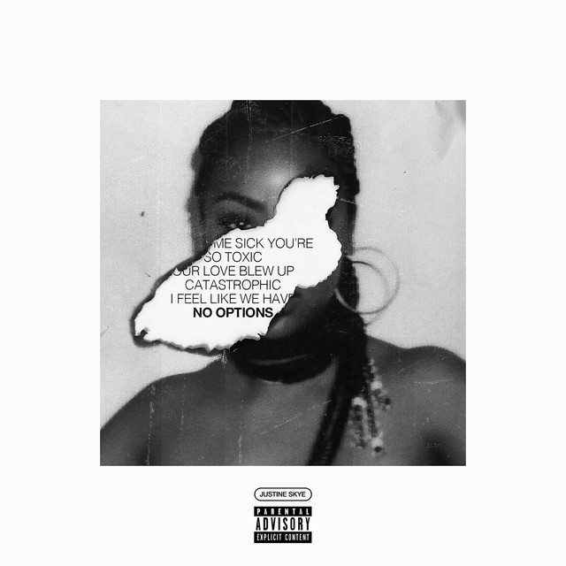 Justine Skye - No Options cover