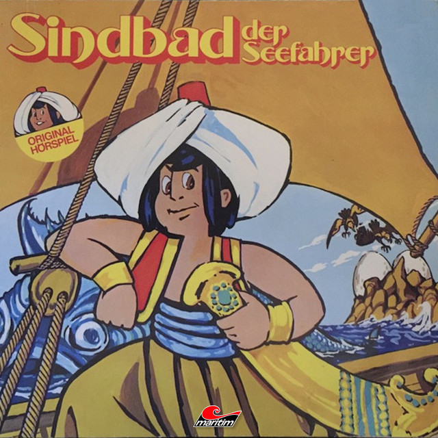 Sindbad der Seefahrer Cover