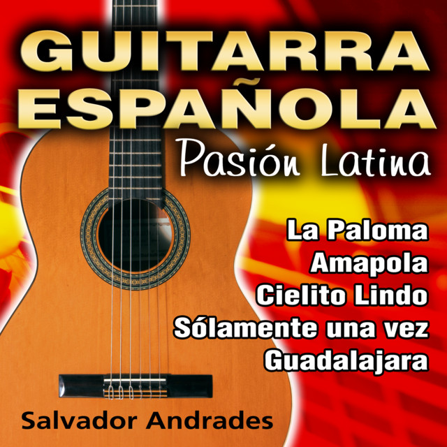 Si Tu Me Dices Ven Spanish Guitar Version Song By Salvador Andrades Spotify