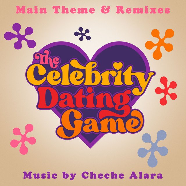 The Celebrity Dating Game: Main Theme & Remixes - EP