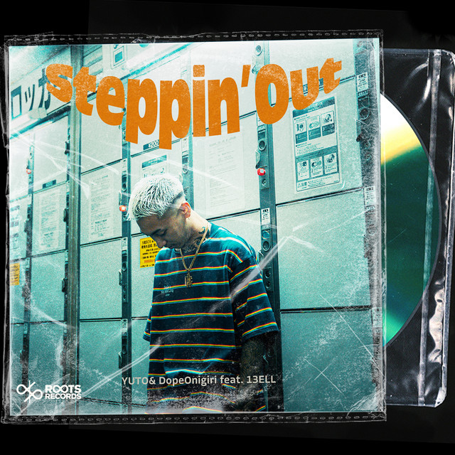 Steppin' Out (feat. 13ELL)