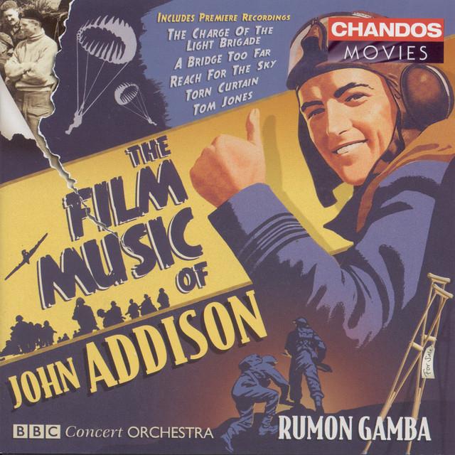 John Addison album cover