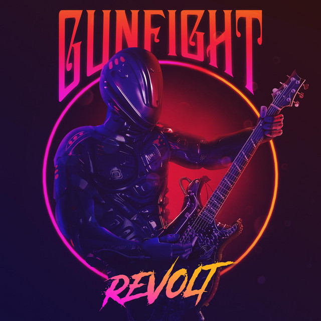 Revolt - song by GunFight   Spotify Image
