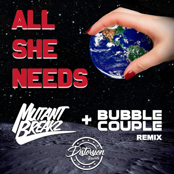 All She Needs - Bubble Couple Remix