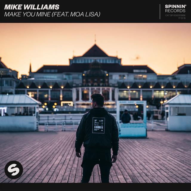 Mike Williams, Moa Lisa jetzt auf 1st House Radio