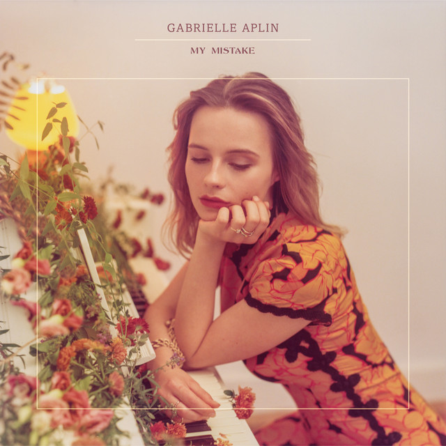 Image result for spotify gabrielle aplin my mistake