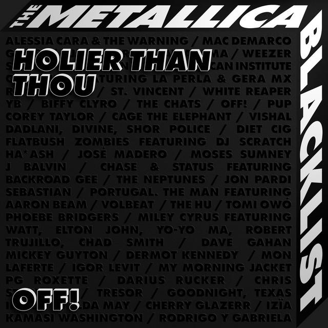 Holier Than Thou album cover