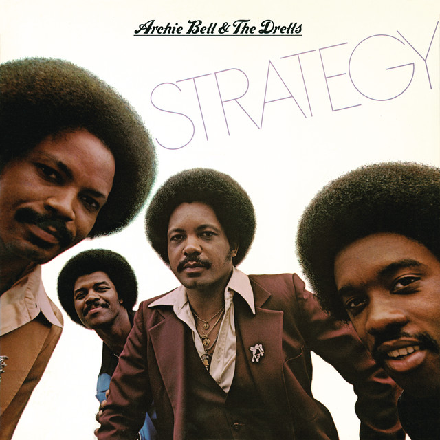 Strategy album cover