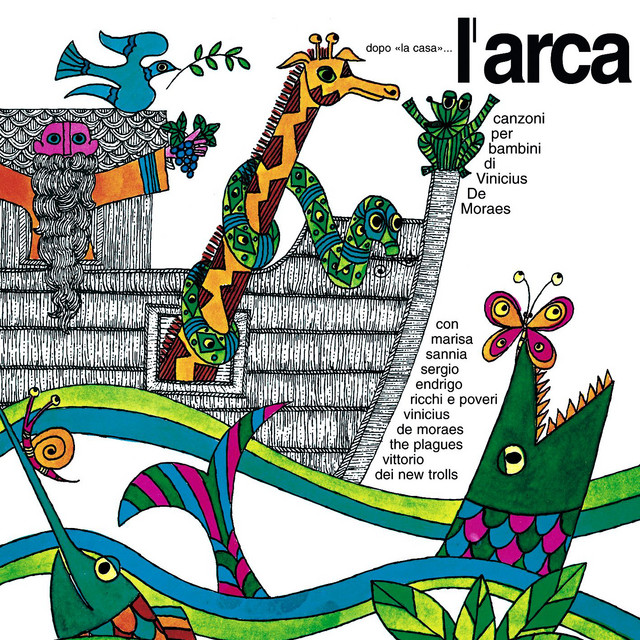 L'Arca (with 2 bonus track)