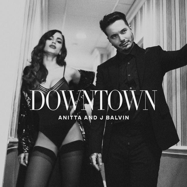 Anitta Downtown acapella
