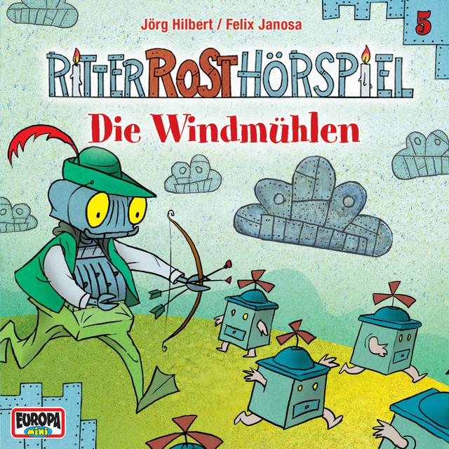 05 - Die Windmühlen Cover