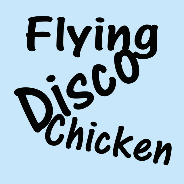 Flying Disco Chicken by Randy Sauer