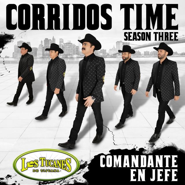 Album cover for Corridos Time – Season Three