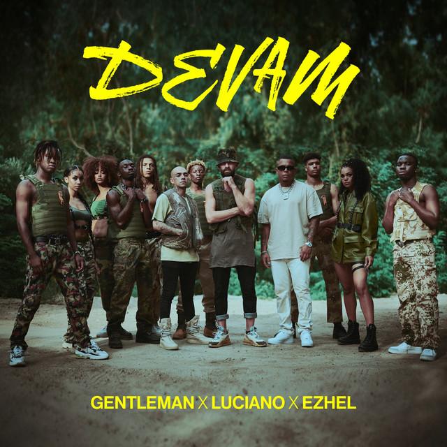 Gentleman Devam (feat. Luciano & Ezhel) acapella