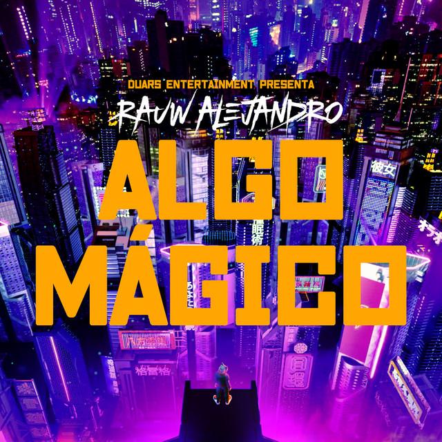 Algo Mágico cover art