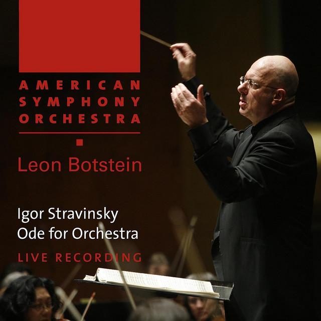 Stravinsky: Ode for Orchestra
