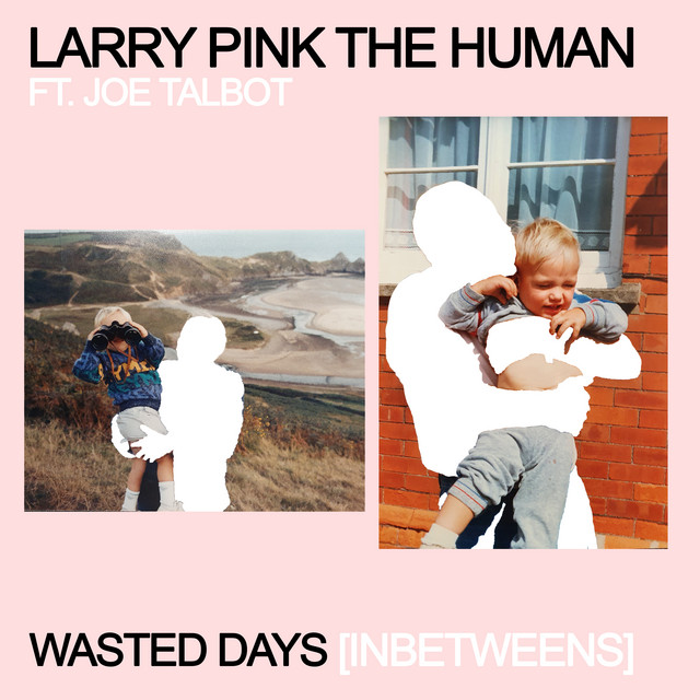 Cover art for WASTED DAYS (INBETWEENS) by LARRY PINK THE HUMAN
