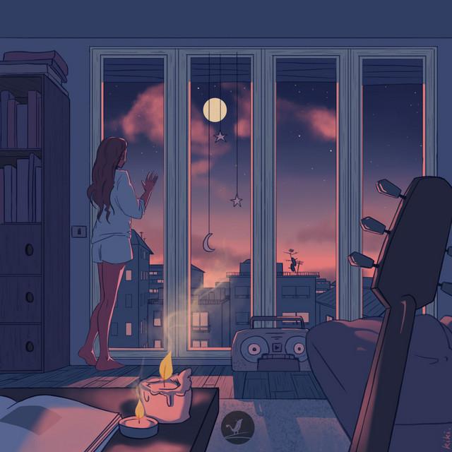 As Night Falls Image