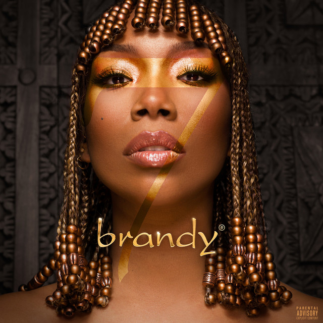 Album cover for B7 by Brandy