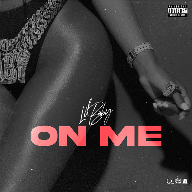 On Me cover