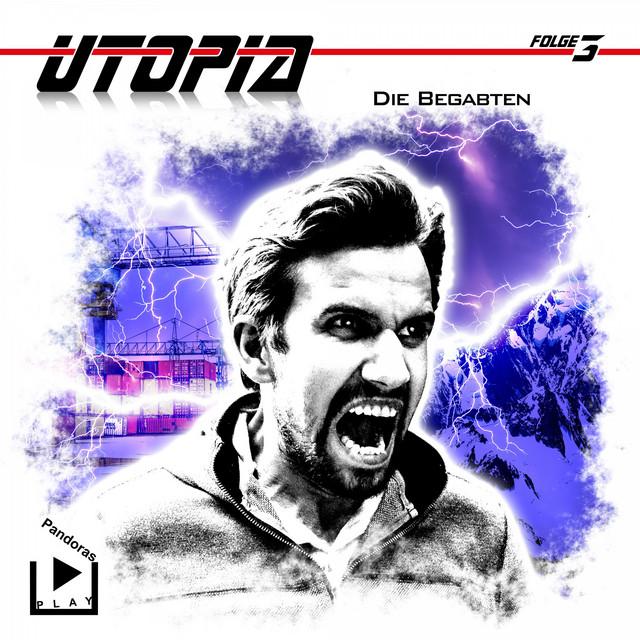 Utopia 3 - Die Begabten Cover