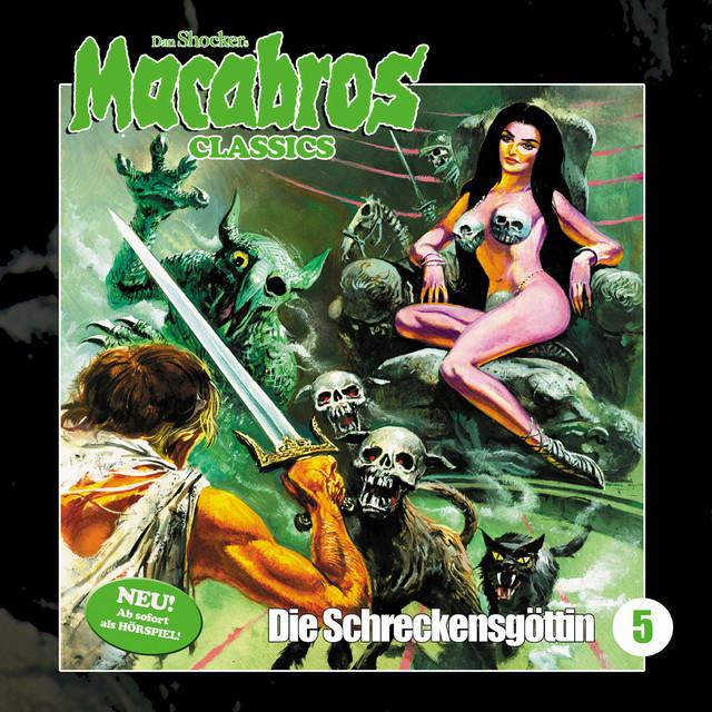 Folge 5: Die Schreckensgöttin Cover