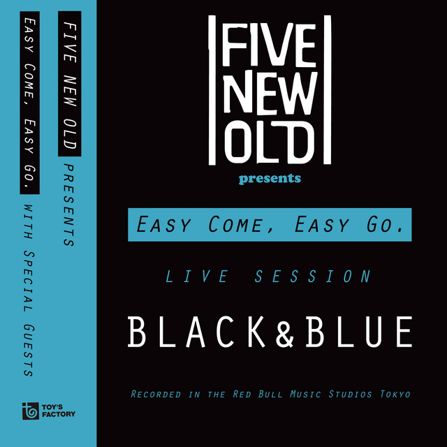 Black & Blue - Recorded in the Red Bull Music Studios Tokyo