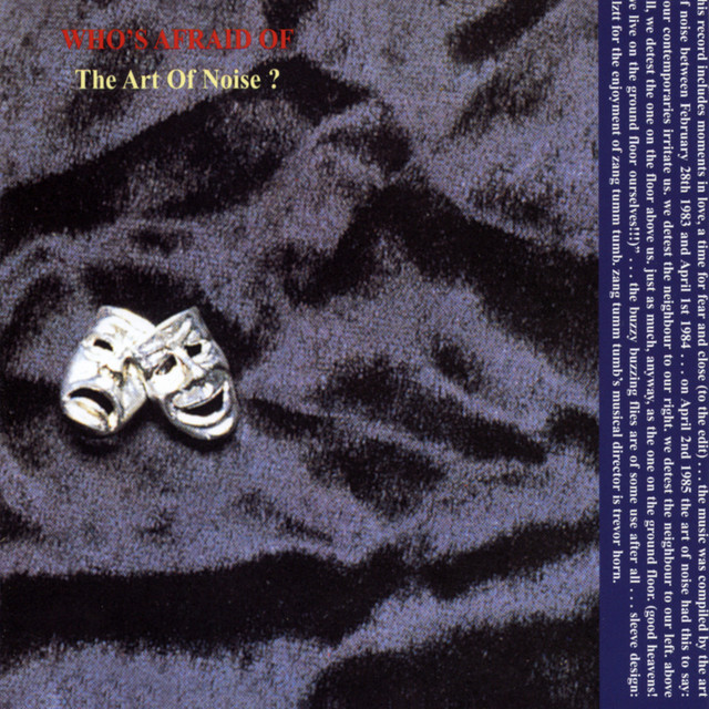 The Art Of Noise  (Who's Afraid Of) The Art Of Noise? :Replay