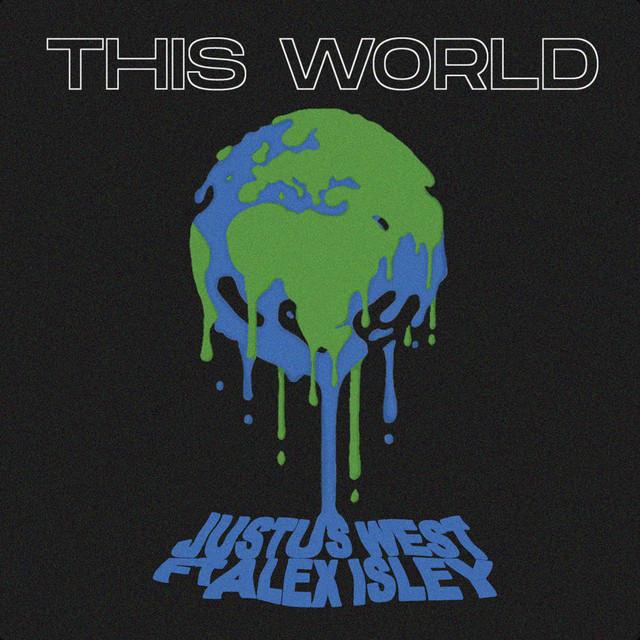 Album cover art: Justus West - This World
