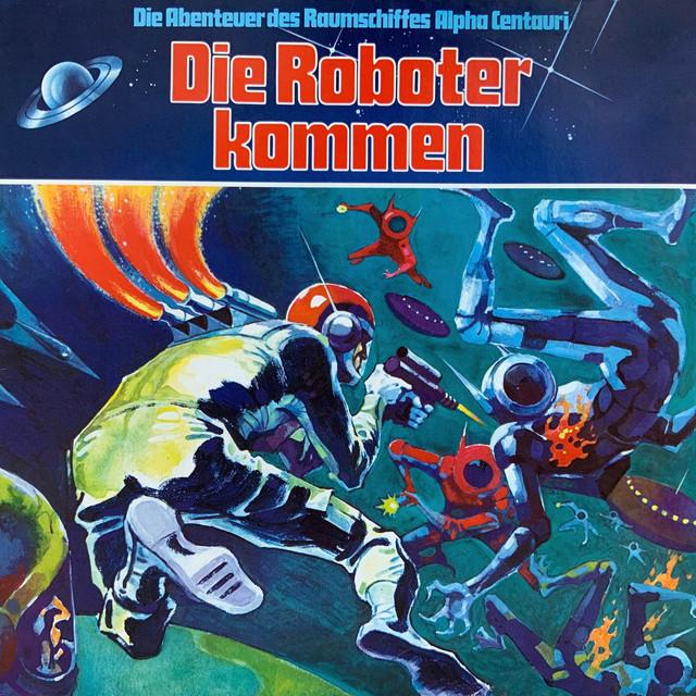 Folge 2: Die Roboter kommen Cover